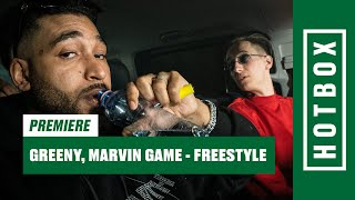 Marvin Game und Greeny 5 Minuten Freestyle Session ...
