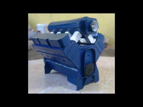 V8 Paper Engine