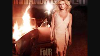 Better in the Long Run - Miranda Lambert & Blake Shelton. (Four The Record)