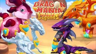 ALL 20 BOSS DRAGON Battles! - Dragon Mania Legends (KORLOTH, TWINKLES, MINI) *OLD MAP*