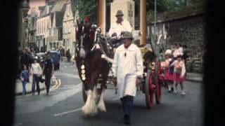 Cirencester Carnival 1980 part 1