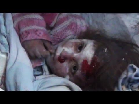 Hospitals bombed in heavy airstrikes