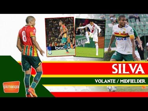⚽ SILVA / VOLANTE - Adniellyson Da Silva Oliveira