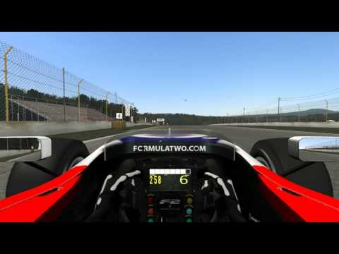 [rFactor2] Williams JPH1 - Mid Ohio  (FIA Formula Two Mod)