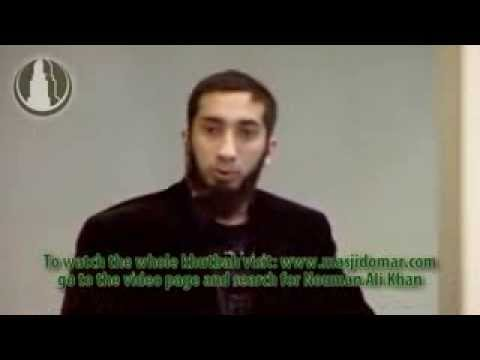 One of Shaytan's Biggest Tricks - Ustadh Nouman Ali Khan