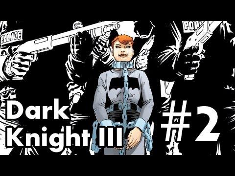 Dark Knight III #2 Review/Recap. Bruce Wayne Is DEAD!