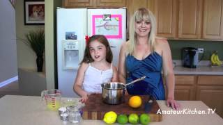 How To Make Homemade Popsicles - Root Beer, Lemon-lime, Mango-ginger