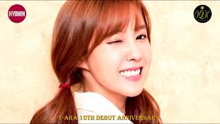 Goodbye - Hyomin/효민 (T-ARA/티아라)