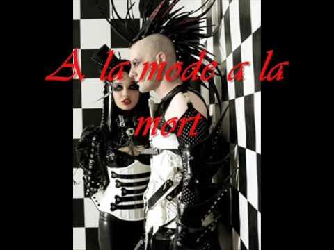 A La Mode, A La Mort - Angelspit with Lyrics