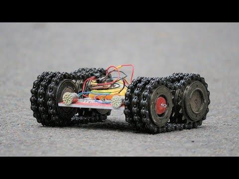 how-to-make-a-cycle-car---cycle-freewheel-car---car