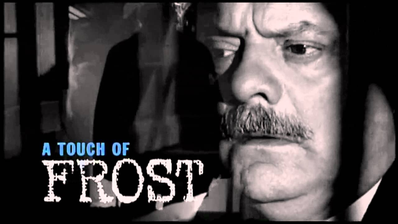 A Touch Of Frost Tv Intro Youtube
