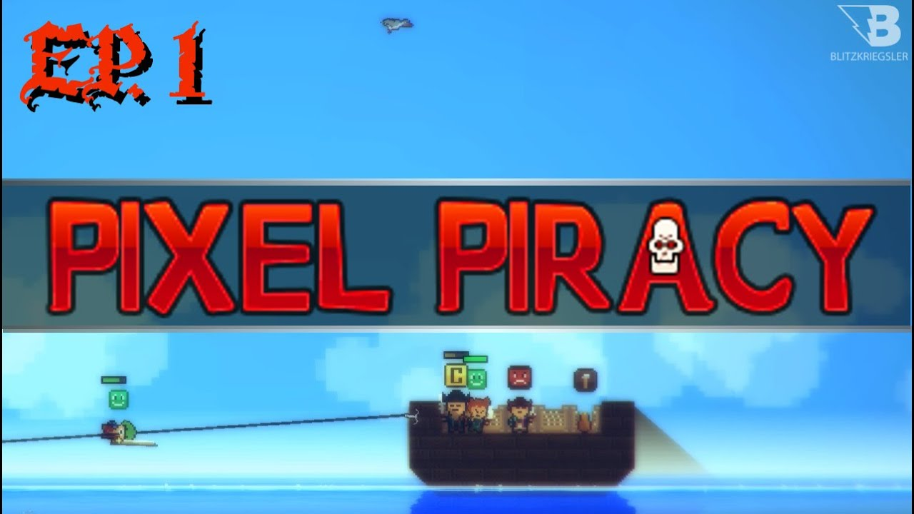 Brand new adventure pixel piracy rc 2 let s play youtube