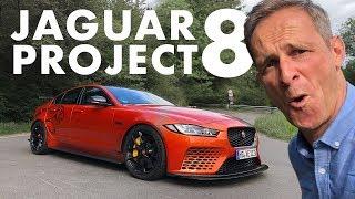 600 PS | Jaguar Project 8 | Nordschleife | Matthias Malmedie