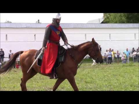 Russia :Military History Festival In Suzdal.