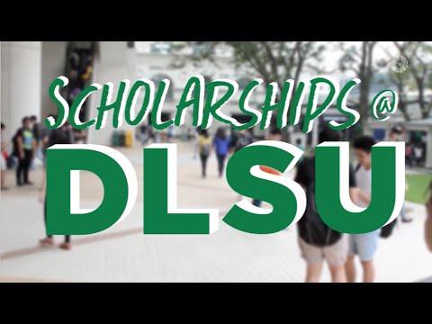 Scholarships at DLSU 2015