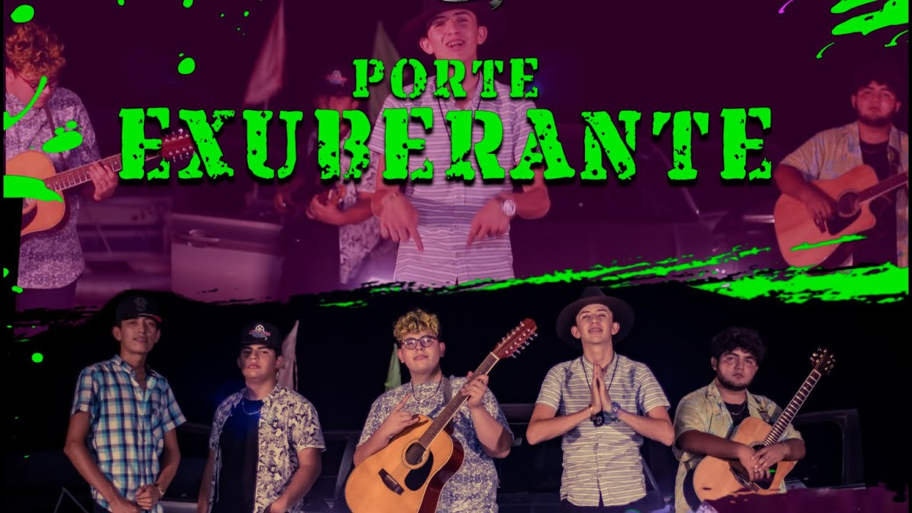 Download La Ch - Porte Exuberante (Cumbia Tumbada) (VIDEO OFICIAL)