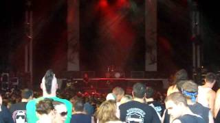 Lamb of God- Redneck LIVE at Mayhem 7/23/10 HQ
