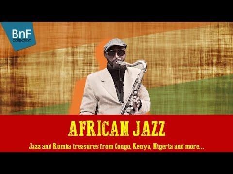 African Jazz - Jazz & Rumba Treasures