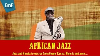 African Jazz - Jazz & Rumba Treasures