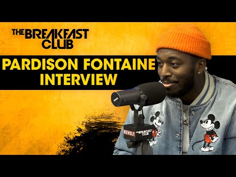 Download Pardison Fontaine Talks Writing For Artists, Repping Newburgh, New Project 'UNDER8ED' + More Mp4 baru