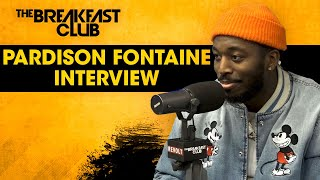 Pardison Fontaine Talks Writing For Artists, Repping Newburgh, New Project 'UNDER8ED' + More
