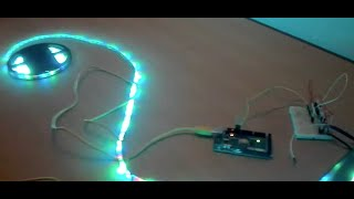 How to control LED strip with an Arduino!