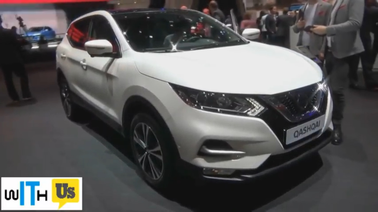 2018 nissan qashqai exterior and interior geneva motor for Interior nissan qashqai 2018
