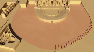 تدمر - المسرح | Palmyra - Theatre