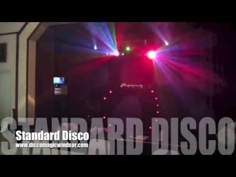 New Standard Disco 2013  Disco Magic Windsor