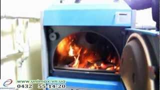 Atmos пиролизный котёл(Интернет магазин Юнимакс - http://www.unimax.vn.ua Пиролизный котёл ATMOS, модель DC-18S, 18 кВт Электрический котёл Kospel,..., 2013-02-12T02:36:19.000Z)