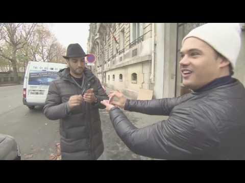 Kamel Le magicien, l'arroseur arrosé