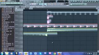How to make a Reverse effect in FL Studio
