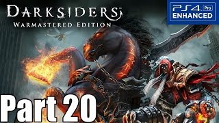 Darksiders Warmastered Edition Walkthrough Part 20 (No Commentary 1080p PS4 Pro)