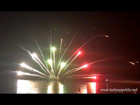 UAE 47th National Day Fireworks / Dubai National Day Fireworks