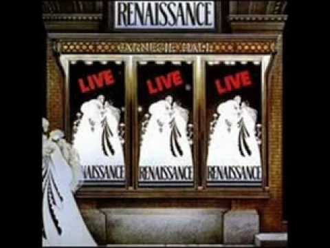 Renaissance Ashes Are Burning Live At Carnegie Hall