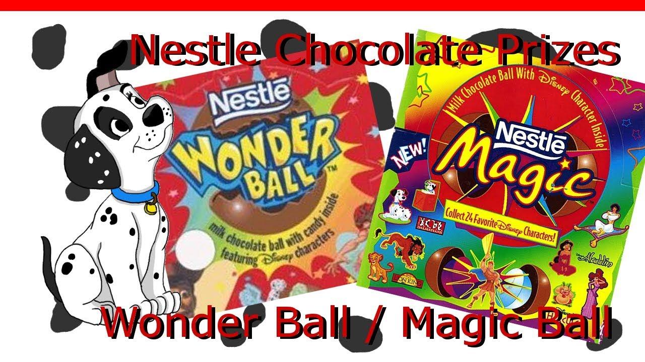 Nestle prizes