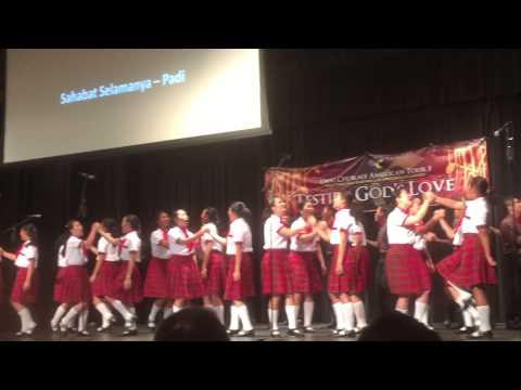 UNAI Chorale 2015 - Sahabat selamanya (Padi cover by UC)