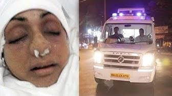 Sridevi's Body Arrives In Mumbai At Her Residence From Dubai With Boney Kapoor