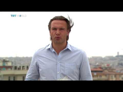 Fighting Daesh: Allied Forces Liberated Jarablus, Ediz Tiyansan Reports