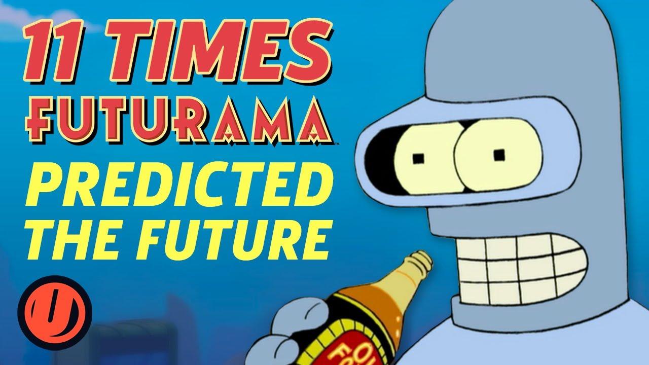 11 Times Futurama Predicted The Future