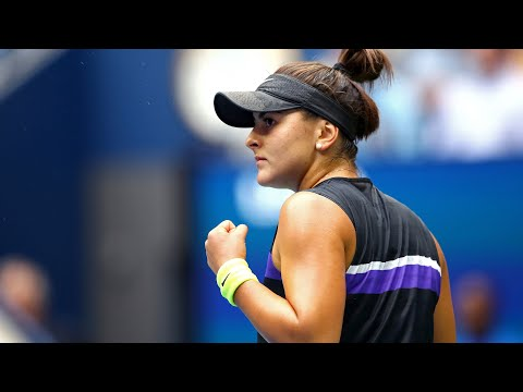Bianca Andreescu | US Open 2019 | Top 5 Points