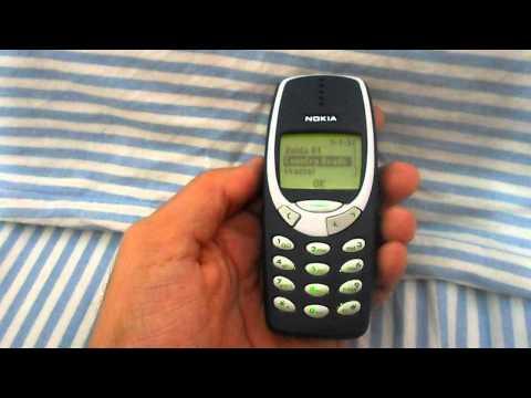Nokia 3310 - Country Roads Ringtone