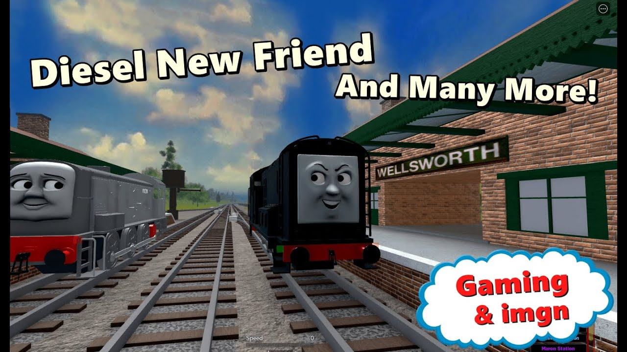 Download Diesel Friend And Many More - Take On Sodor