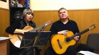 Ирина Барабаш - стихи, песня - Посвящение друзьям - (авторская)