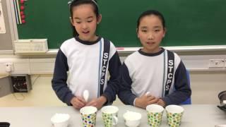 stcpri的薑汁撞奶 食物  深井天主教小學 陳佳昕 羅泳宜相片
