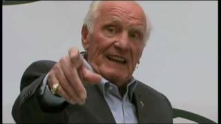 Henry Cooper celebrates his 75th Birthday with BRUT & LEBA