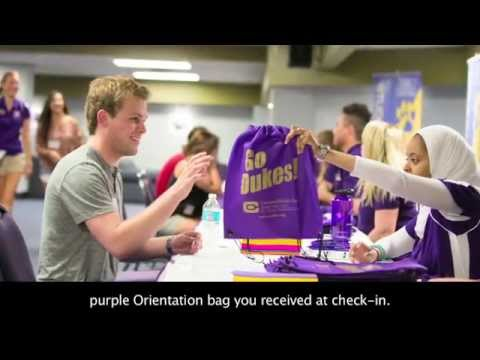 2014 Transfer Student Services Video