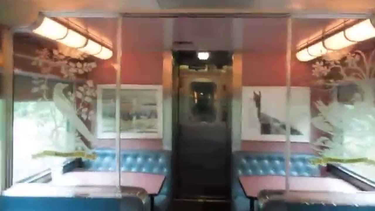 VIA Rail Winnipeg-Churchill Train Walk-Through
