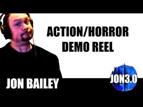 Jon Bailey Action/Horror Trailer Reel