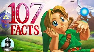 107 Legend of Zelda: Ocarina Of Time Facts That YOU Should Know! | The Leaderboard